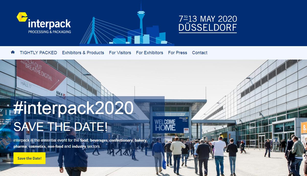 Þýskaland Interpack 2020 Sýningin